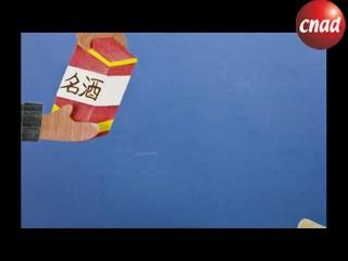 【公益广告】剪纸公益动画广告《村委换届选举》by杭州定格文化