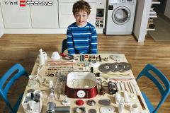 乐高Lego Technic玩具广告创意