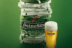 荷兰喜力Heineken高端淡啤广告欣赏