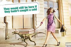 阿司匹林感冒药广告创意