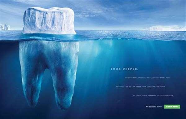 15幅最新国外广告创意设计欣赏