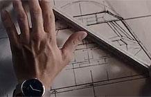 Moto360智能手表逗逼广告 建筑师篇