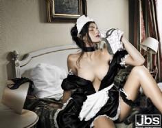 JBS男性内衣裤广告性感的诱惑