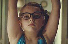 JohnLewis保险业务广告 跳芭蕾的小姑娘