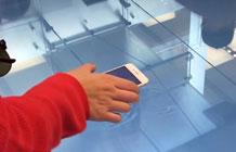 Apple Store 配备了特殊 3D Touch 宣传桌
