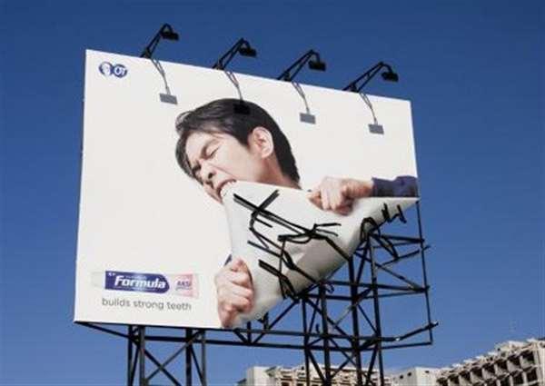 国外精彩创意广告欣赏