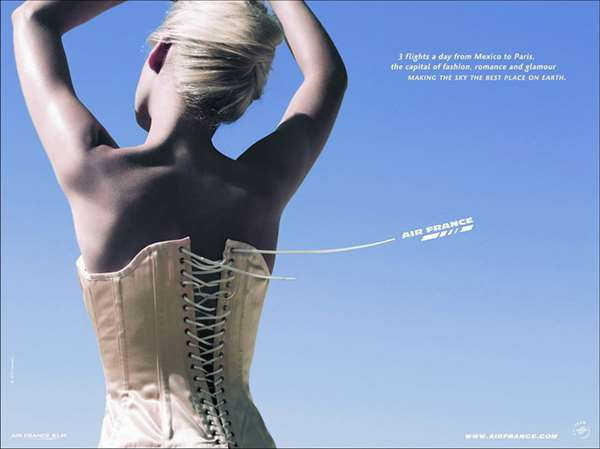 束身内衣篇:从墨西哥到巴黎。无法抗拒的浪漫魅力。