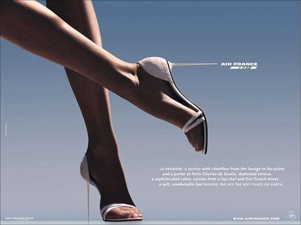 高跟鞋篇:经典传承,至臻完美。巴黎戴高乐机场。