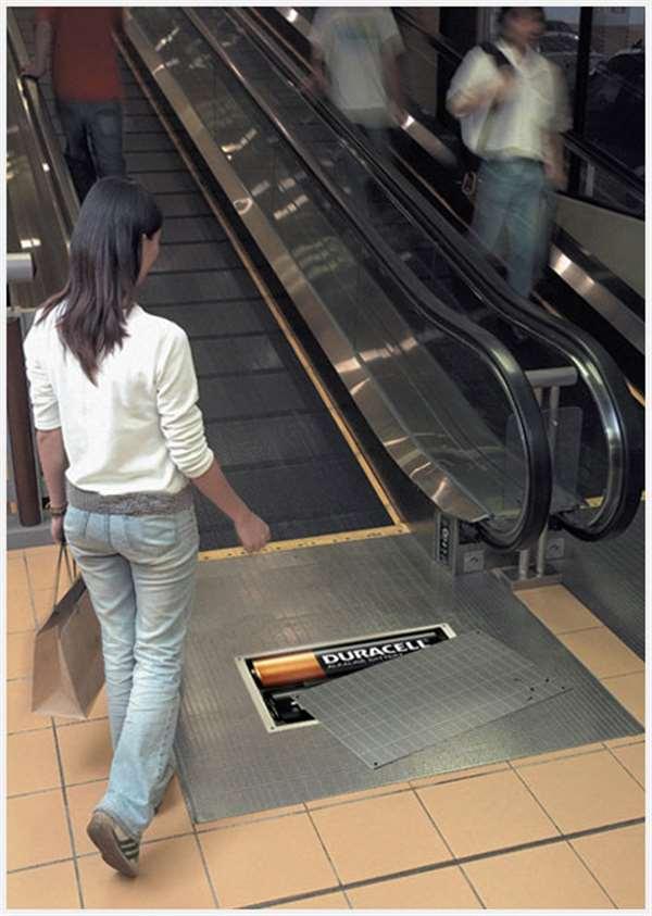 金霸王电池广告