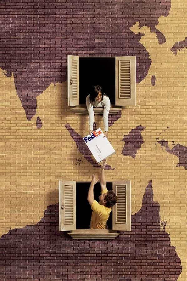 联邦快递FedEx广告