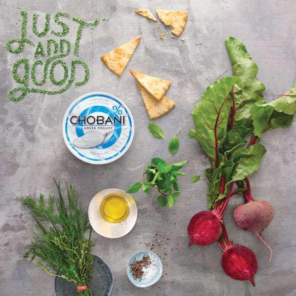 Chobani酸奶广告创意