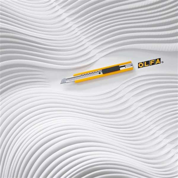 OLFA美工刀广告创意设计