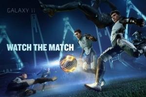 梅西三星科幻广告《终极对决足球大战 2》
