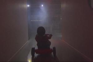 宜家致敬库布里克广告短片《万圣夜》