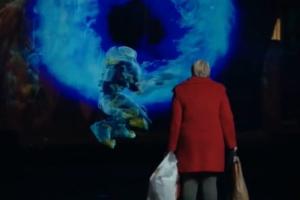 百事MAX科幻感病毒视频《时光隧道》
