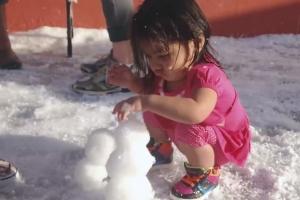 UPS纪录风格暖心宣传短片《Let It Snow》
