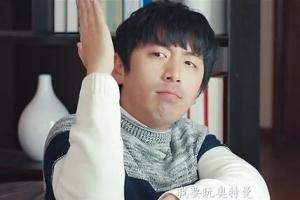 """王大锤苏泊尔""""凄美""""爱情广告《我的五岁男友》"""