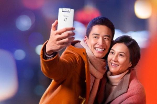 朋友圈OPPO完整亲情广告《炫出挚爱,至美一拍》