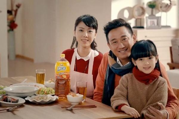 黄磊康师傅过年微电影《加你加年味之挥春篇》