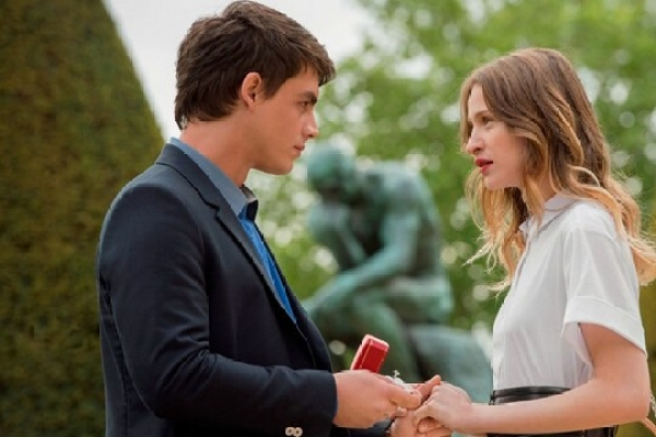 卡地亚情人节暖心爱情短片《求婚》