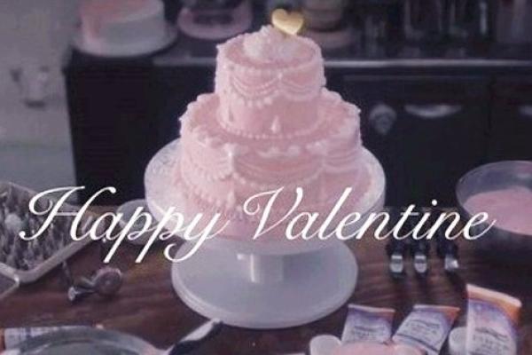 日本情人节甜蜜反转广告《洁白的法式蛋糕》