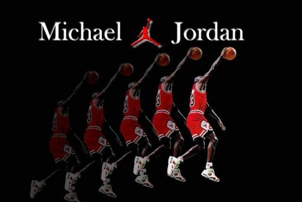 佳得乐致敬乔丹广告《像迈克尔一样》