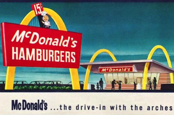麦当劳神级丑角主演精致煽情广告《六十岁的麦当劳》