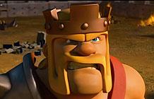 Clash of Clans部落冲突游戏圣诞节中文广告-部落冲突Clash of Clans是一款养成策略游戏,游戏的内容就是养兵然后去攻打别人的部落,影片中展现的是两个派别的对战,其中一派几乎全军覆没,到最后剩下一只小火狗,竟然神奇的赢得