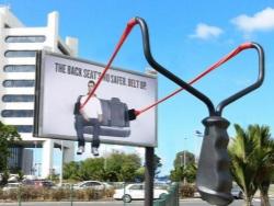 户外平面平面广告