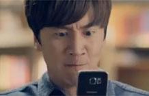 RunningMan李光珠代言马来西亚Line广告
