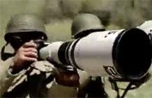 佳能热血创意广告 相机也是枪炮