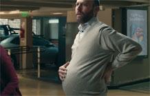 某食品广告 老公你怀孕了!