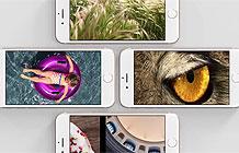 苹果新宣传广告 照片与视频