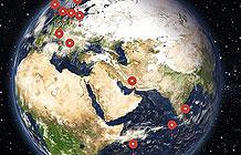 阿联酋航空新广告 18个无人机拍摄的精美旅游景点