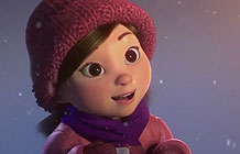加拿大影院cineplex圣诞节广告 雪人篇