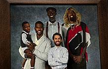 NBA搞笑广告 ,加内特扮演爷爷
