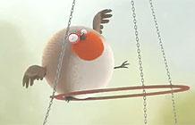 英国genius面包可爱广告 小鸟篇