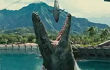 电影侏罗纪公园超级碗预告片
