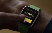 Apple Watch系列广告之 UP篇