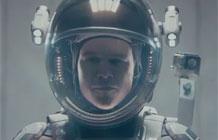 马特达蒙代言UnderArmour运动服饰广告 火星救援